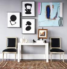hanging art from Wiesemann Properties